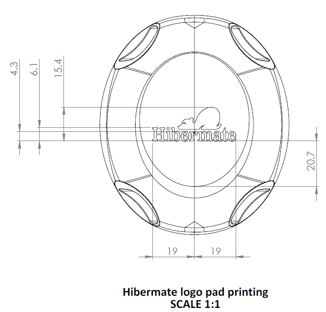 CAD Modeling Logo Development