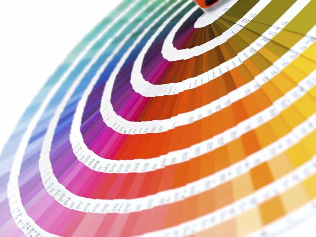 PMS Color Wheel