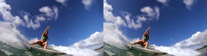Go surfing in Fiji...