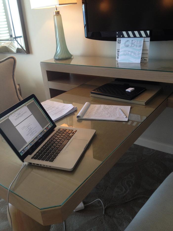 CBH Office - Surf and Sand Hotel, Laguna Beach