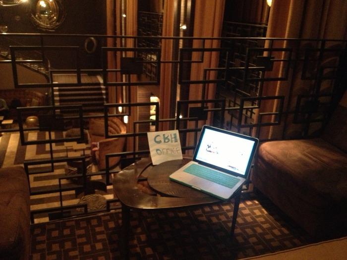 CBH Office - Empire Hotel, New York