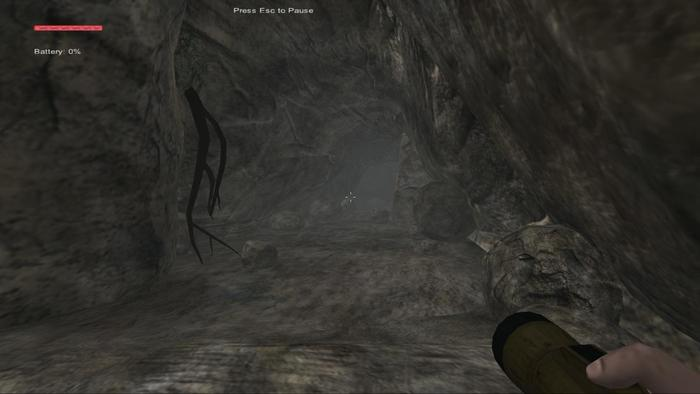 A cave in Middle of Nowhere with the improved models, graphics and detail #2