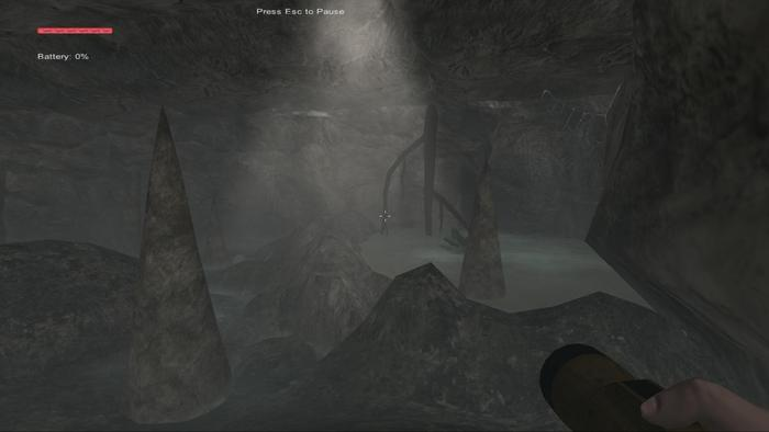 A cave in Middle of Nowhere with the improved models, graphics and detail #5