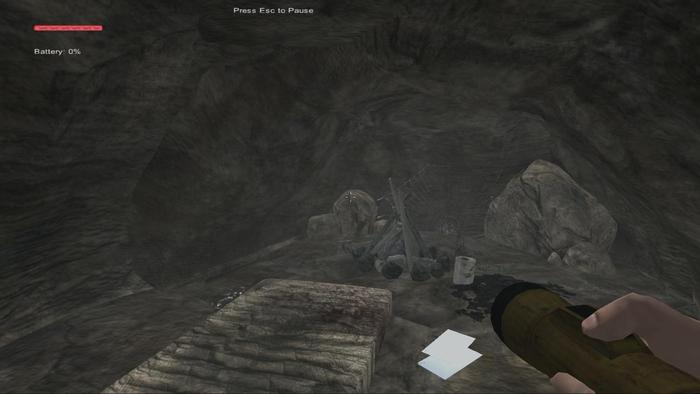 A cave in Middle of Nowhere with the improved models, graphics and detail #6