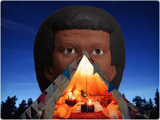 Overnight stay for two in Lionel Richie's Head - £1000