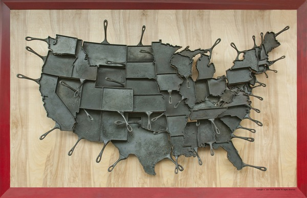 """The final 2011 """"Made in America"""" by Alisa Toninato"""