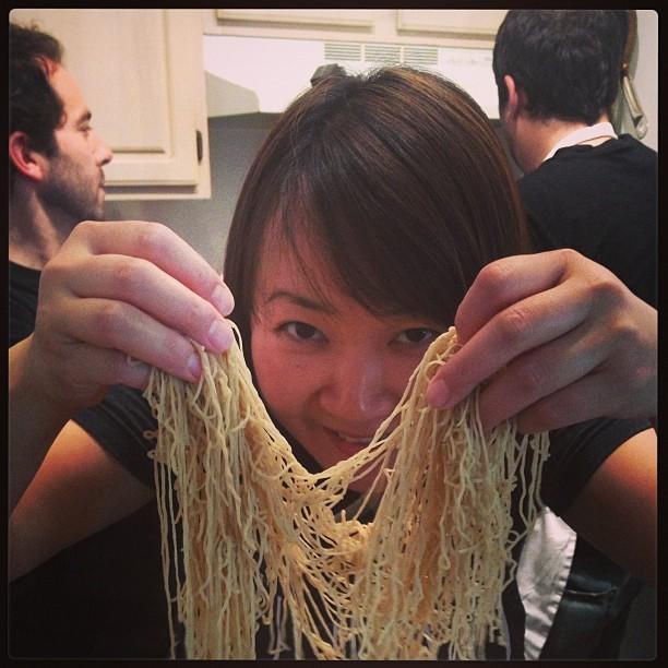 Sawa Loves Noodles
