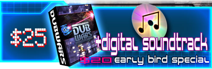 Pre-order and get a digital copy of the game + the DIGITAL SOUNDTRACK! $20 dollar early bird special, but limited to the first 75 backers!