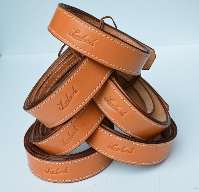 Natural Buckle-less Belts