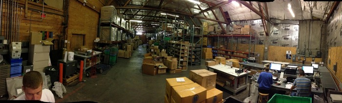 Fulfillment and Shipping Facility - Elevate
