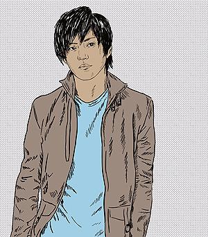 Kevin Yoshimi, the Friend