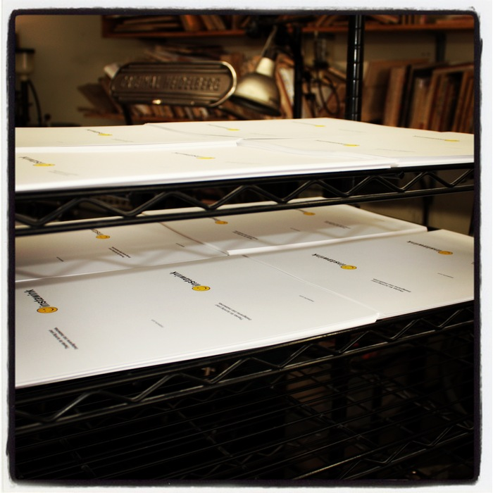 Rack of Instawink covers