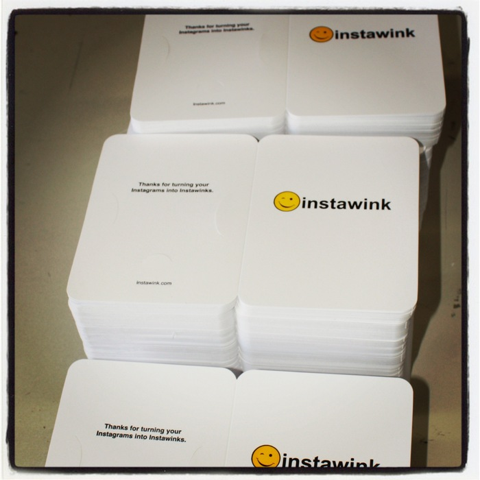 Instawink Covers