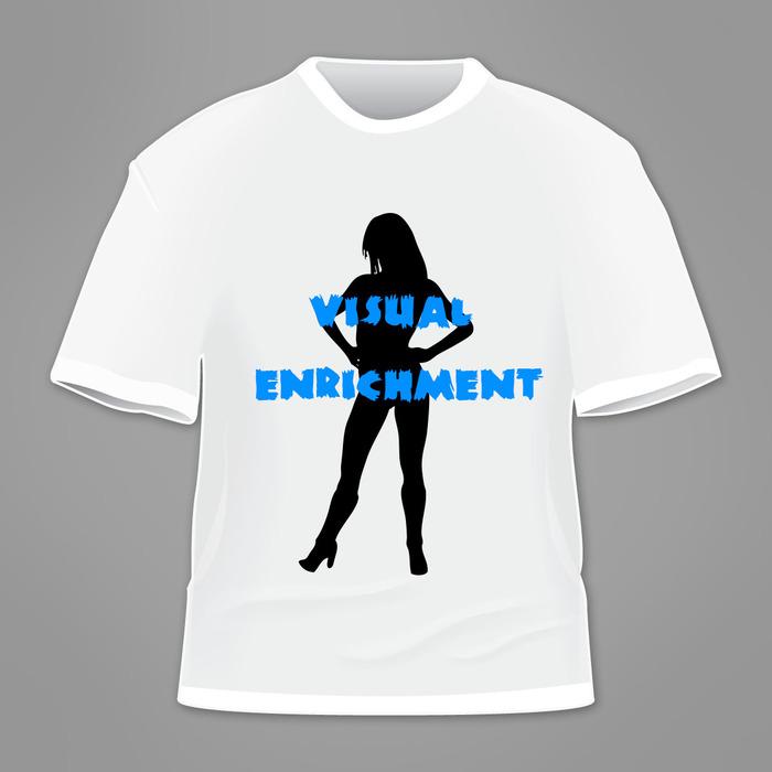$20 Female Silohoutte Visual Enrichment
