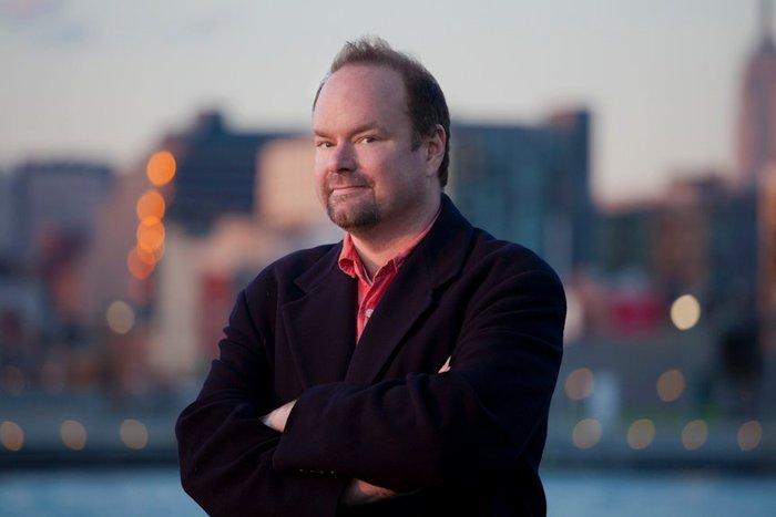 Precinct Executive Producer, Robert Lindsley