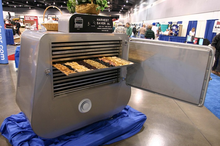 1. Harvest Saver R5 Commercial Dryer - $14,778