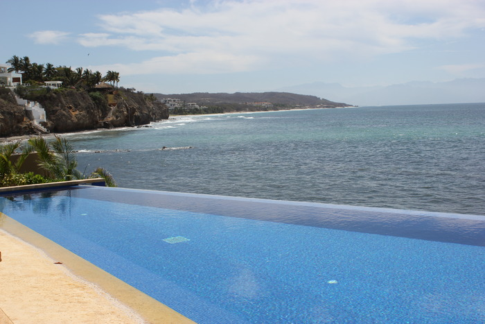 Adventure hard and relax even harder enjoying amazing food and beautiful views in Mexico...