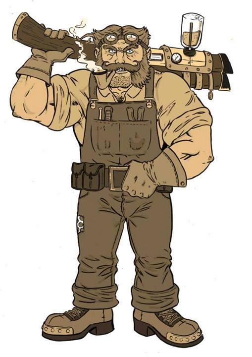 The Sturdy Dwarf