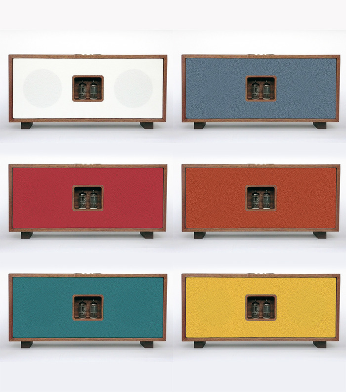 The Duo was designed to compliment every room in your house and will initially be offered in 6 standard colors, with the ability to purchase additional panels in both wrapped and unwrapped versions for complete customization.