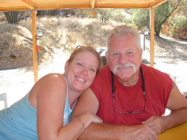 Jim with wife Kristy