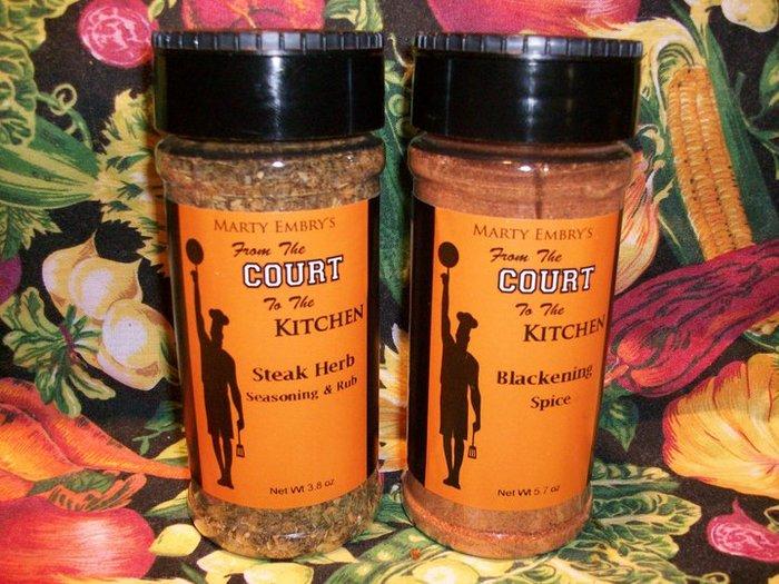 Steak Herb and Blackening Spice