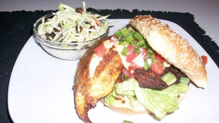 Creole Rubbed Catfish