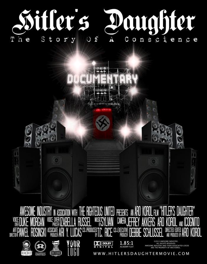 """Hitler's Daughter"" Poster N°01"