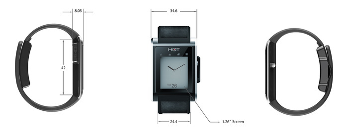 HOT Watch Basic, Edge and Classic