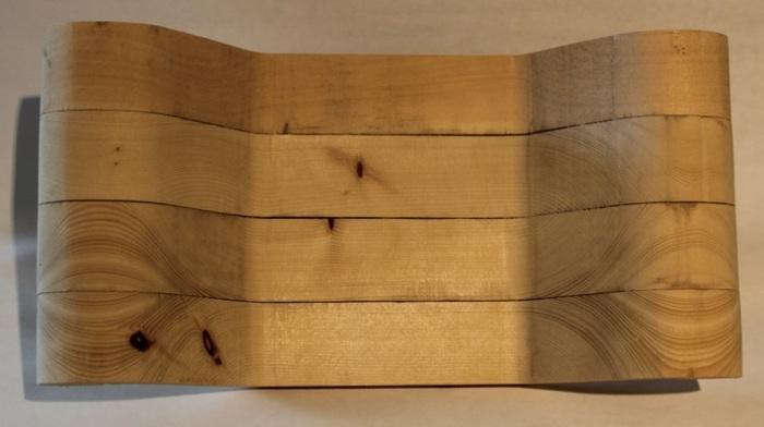 Wooden Model #1