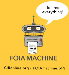FOIA Machine Magnet