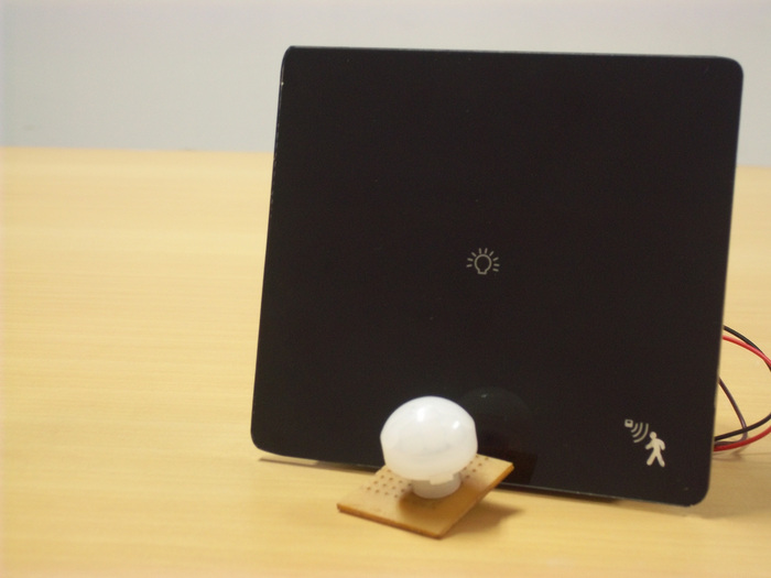 Motion Sensor Switch - Prototype
