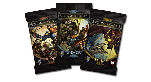 Digital Army Packs full of powerful unit cards and more!