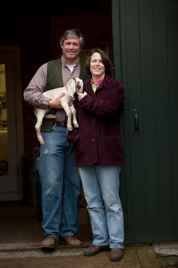 Liz & Peter Mulholland, Valley View Farm owners               http://www.kindraclineff.com/