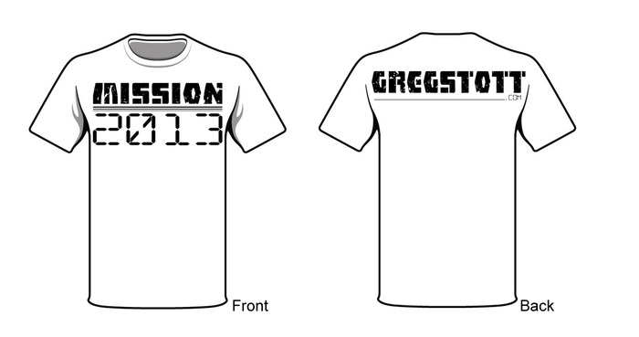 Mission 2013 T-shirt