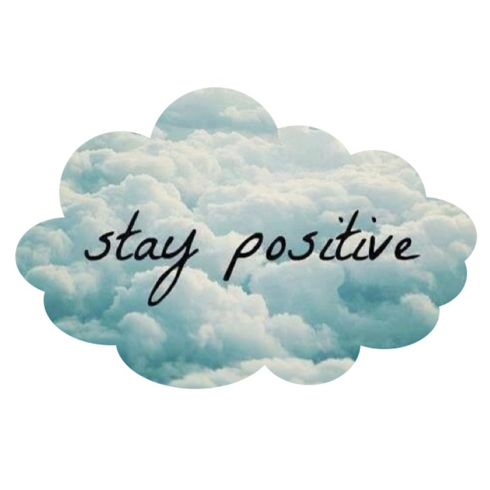 Stay Positive Limited Edition 12 x 12 Art Print