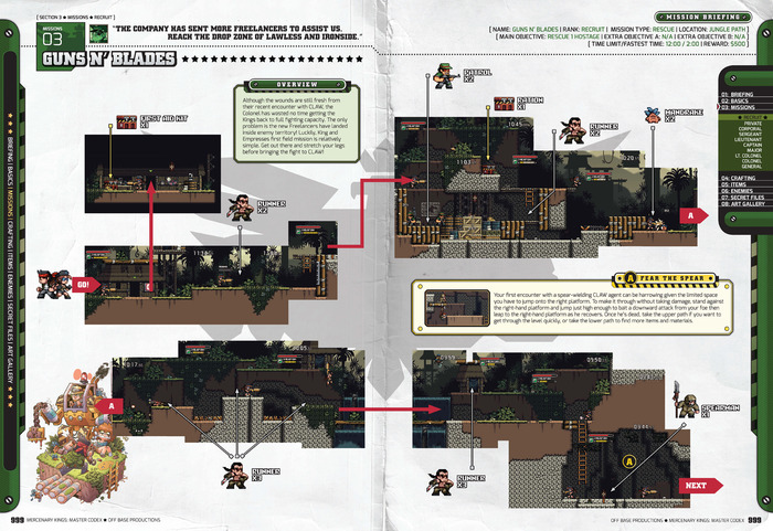 Work in Progress Mission Sample. Click Link for Larger Image