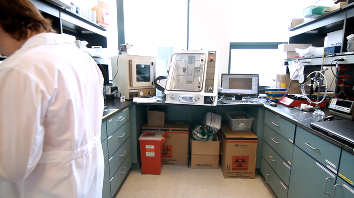Microfactory in the lab