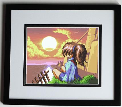 Pixel Print #1 (art not final)