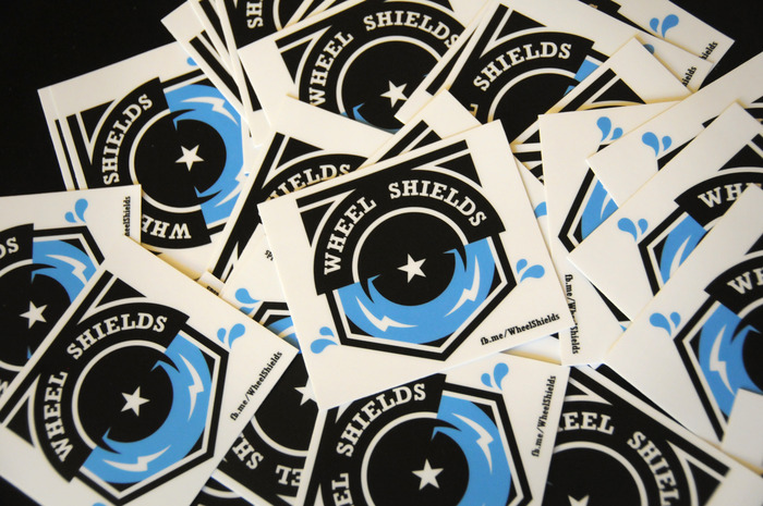 3 Stickers just $10! Free US Shipping! Wow!