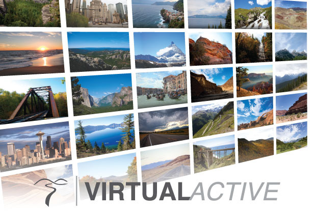 We're launching with 24 Virtual Active tours and adding another every week.