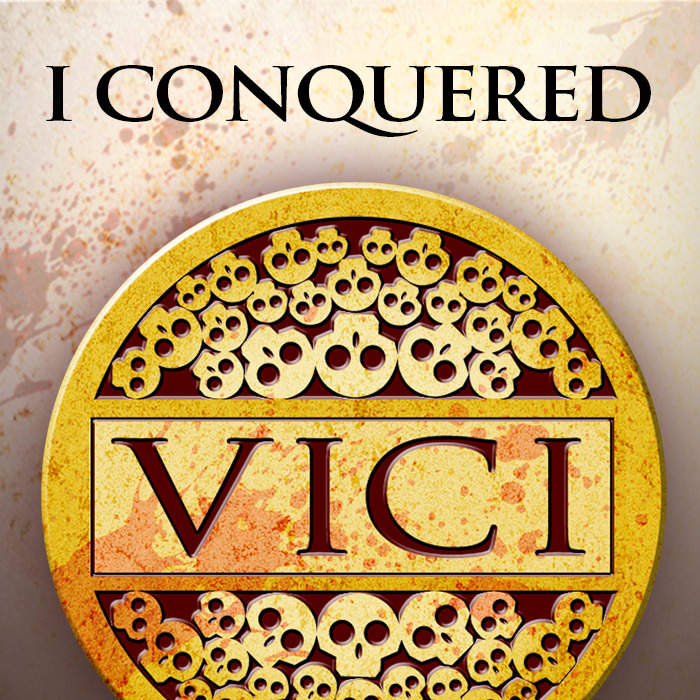 Show your support for Vici!