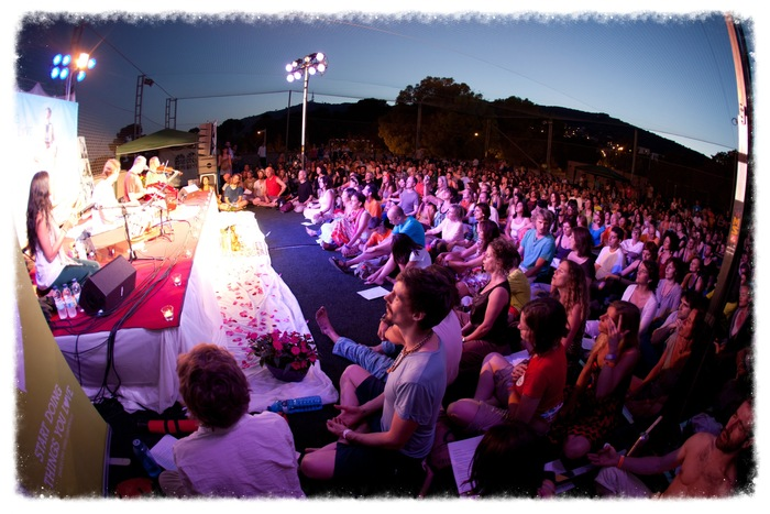 Barcelona Yoga Conference (photo by Wari Om)