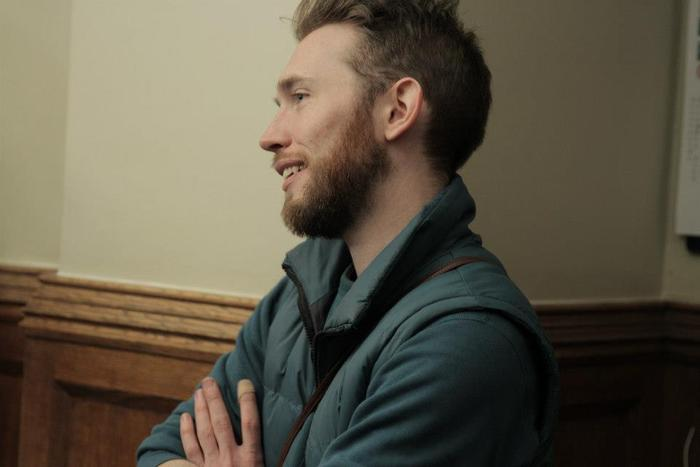 Jack Berk - Production Designer. Photo by Raluca Ionescu