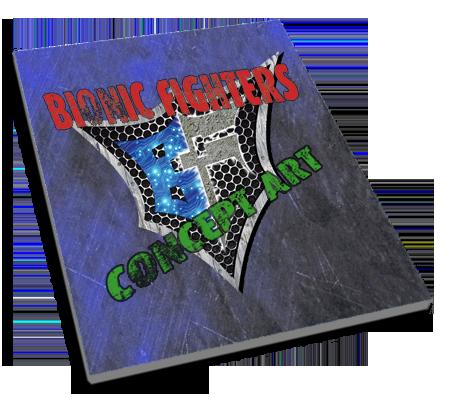 Kickstarter-Exclusive Concept Art Book