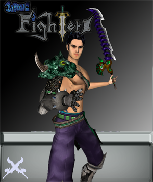 Bionic Fighters Poster