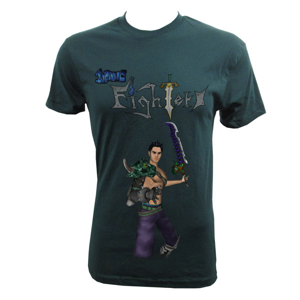 Epic Bionic Fighters T-Shirt