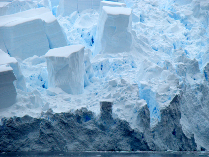 Yes, indeed, I am concerned about this magnificent and mysterious place! My sensitivities have been awakened! The ice fields are cracking off and the seas are polluted even as far south as Antarctica!
