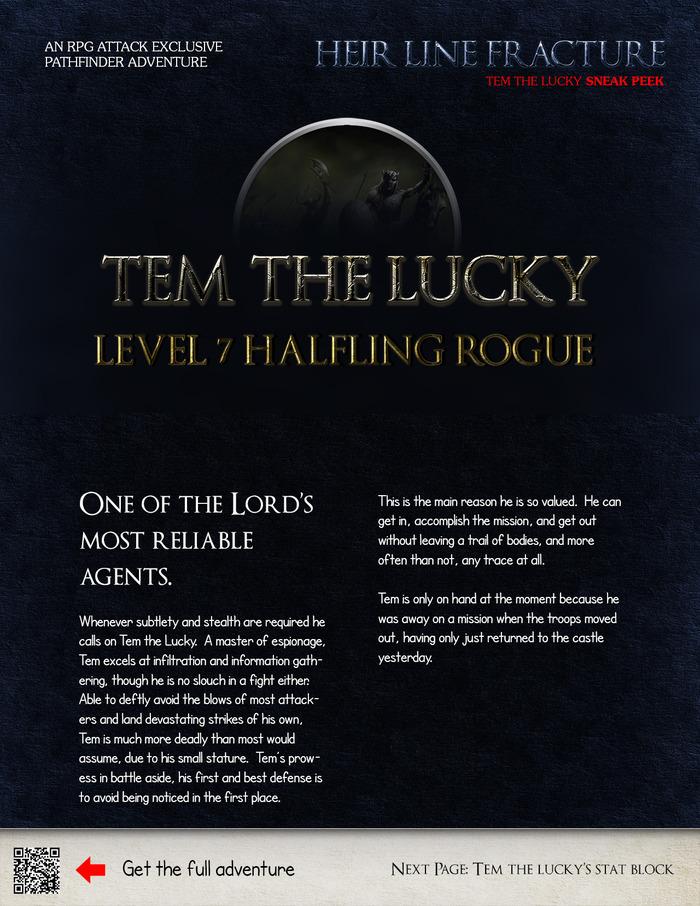 Tem the Lucky