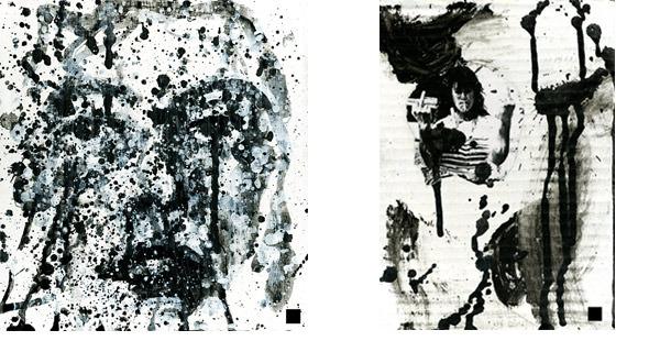 myogenic head or 850-i-h-a-t-e-y-o-u signed limited edition print