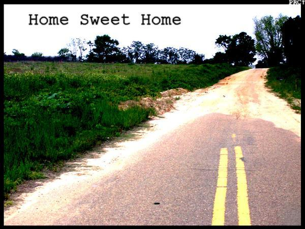 Ok so most of us haven't grown up on dirt roads... but it sure does feel like it.